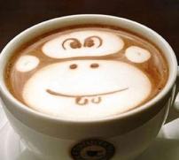 cappuccino_scimmia