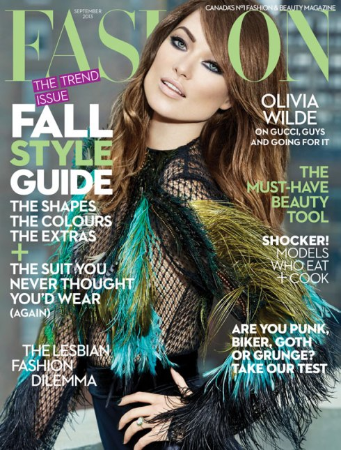 Fashion-Magazine-September-2013-Olivia-Wilde